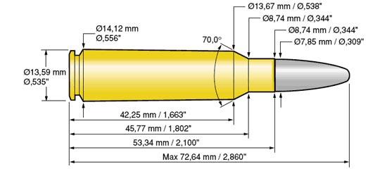 .300 Winchester Short Magnum