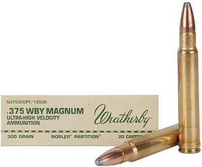 .375 Weatherby Magnum