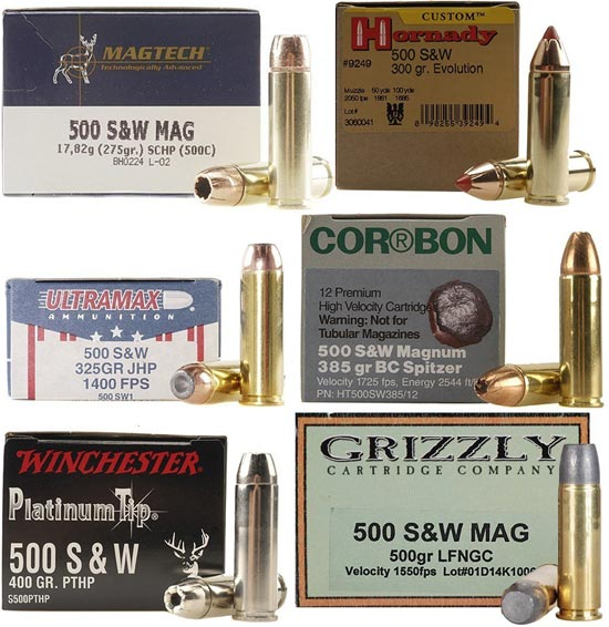.500 Smith & Wesson Magnum