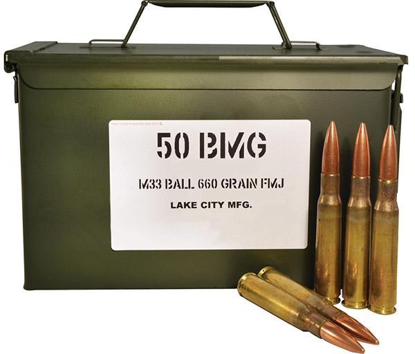 .50 BMG M33