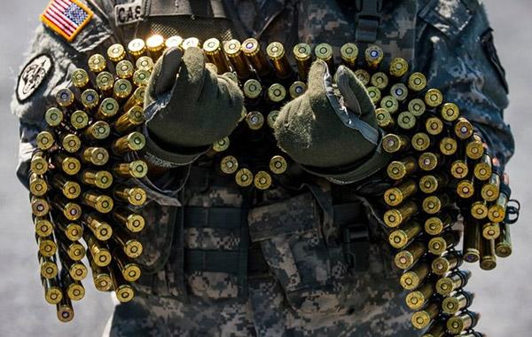 патроны .50 BMG