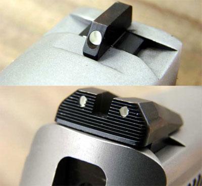 прицельные приспособления FNP-45