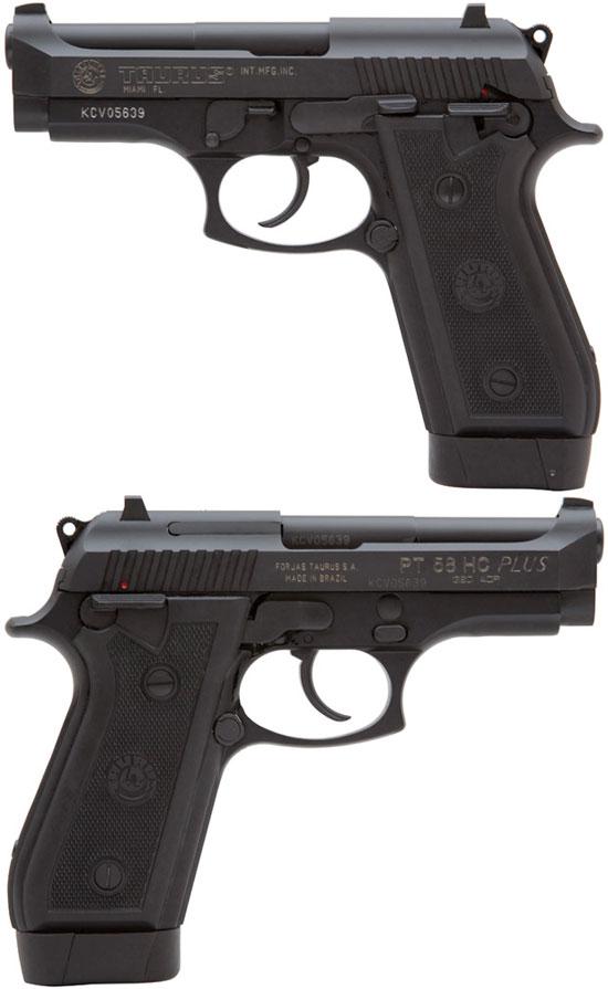 Taurus PT 58 HC Plus