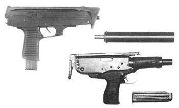 Слева ПП «Клин-2», справа ПП-71