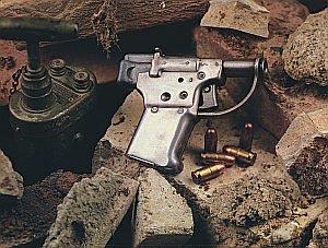 .45 пистолет Liberator модель 1942
