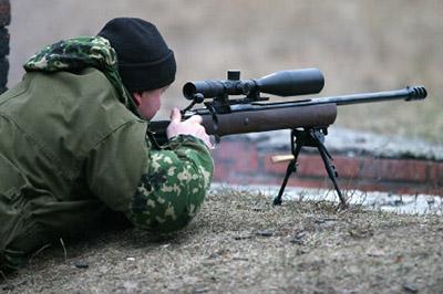 Почему оружие перед выстрелом уходит из центра цели