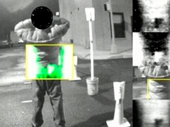 Полиция Нью-Йорка разворачивает терагерцовый сканер оружия