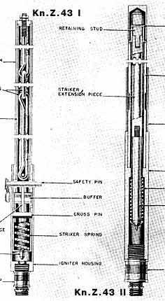 Противотанковая кумулятивная прыгающая мина 4672 (Hohlladungs-Spring-Mine 4672 (HL.Sp.Mi. 4672))