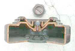 Противотанковая мина Ба-III