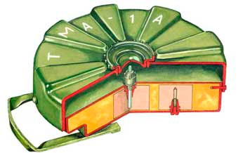 Противотанковая мина ТМA-1A