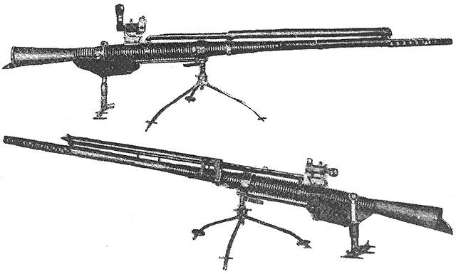 Противотанковое ружье Курчевского «К»