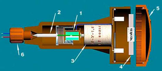 Противотранспортная мина МЗД-3