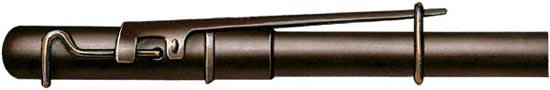 Британская авторучка калибра .32 (7,65 мм) времен Второй мировой войны, послужившая образцом для многочисленных кустарных подражаний