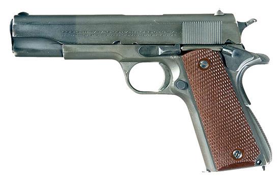 Знаменитый Кольт М1911А1