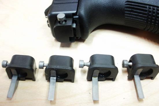 «Roni»: автоматический режим огня для пистолетов Glock