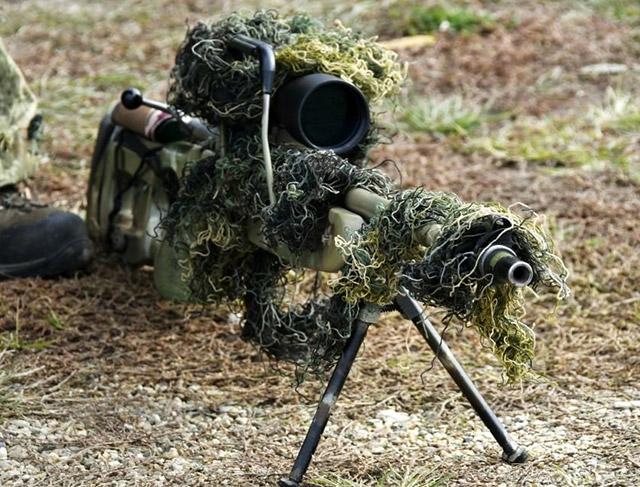 Россия создаст снайперскую винтовку с дистанционным управлением