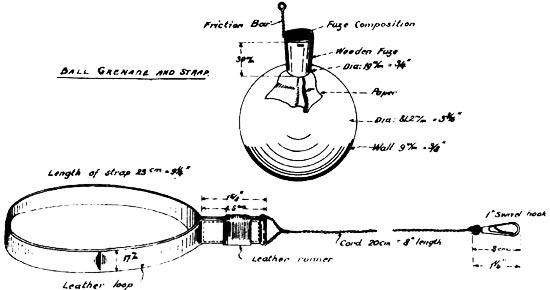 шарообразная граната образца 1882 года