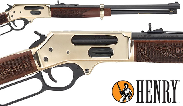 Henry Side Gate Lever Action