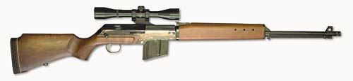 Ещё в 1961 году на объединении «Ижмаш» был спроектирован карабин под патрон 9х53, получивший название «Медведь». Карабин «Медведь» был разработан с использованием принципиальной схемы самозарядной снайперской винтовки Драгунова (СВД). Тупоконечная форма и оголённый свинцовый сердечник обеспечивают пуле патрона 9х53 высокое останавливающее и убойное действие, но снижают её баллистические характеристики, поэтому наибольший эффект от стрельбы достигается на дальностях 150-250 м