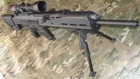 Bushmaster SPR
