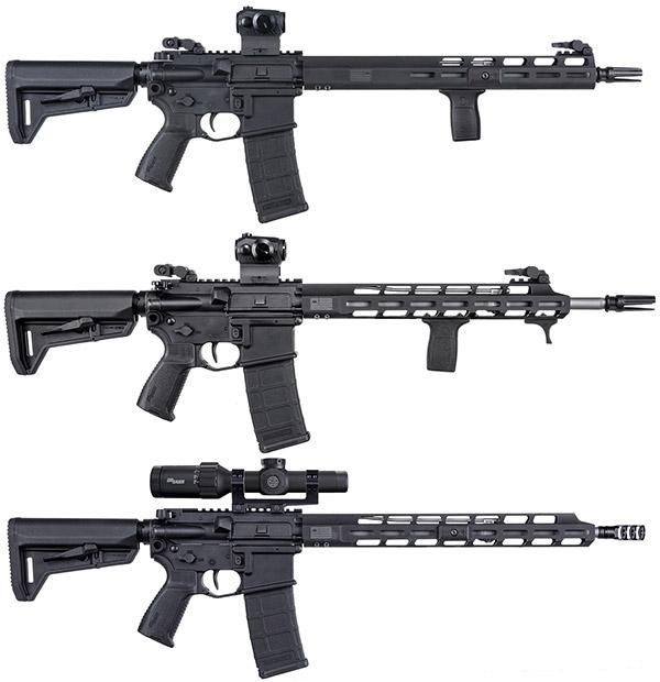 SIG SAUER M400 TREAD в различной комплектации