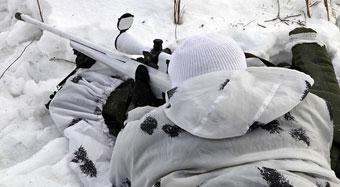 Снайперы ВДВ выявили недостатки иностранных винтовок