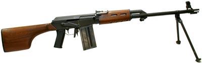 пулемет Valmet M-78
