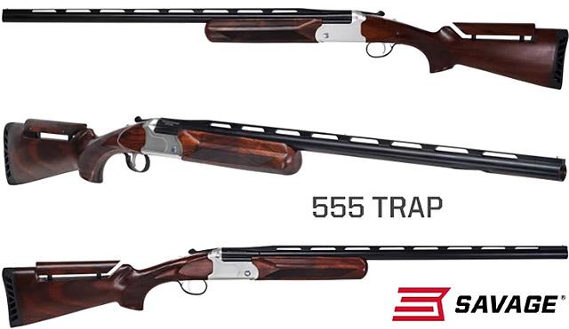 Stevens 555 Trap