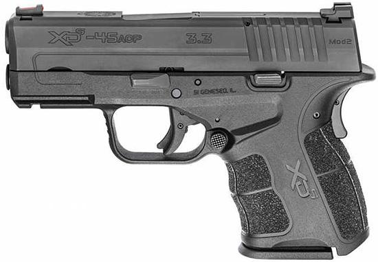 Springfield XD-S Mod.2 .45 ACP
