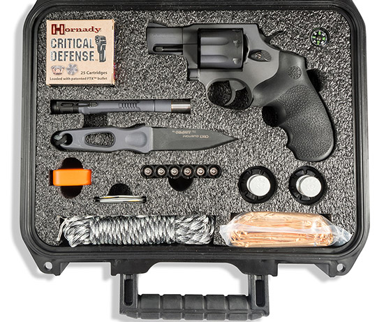 Taurus Introduces The First 24 Model 617 Kit
