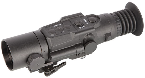 Panther C Series Clip-on Thermal Sight
