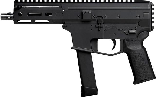 Пистолет-карабин Angstadt MDP-9 без плечевого упора