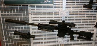 В России создали снайперскую винтовку под самый «ходовой патрон»
