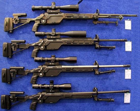 Жители Литвы хотят приобретать крупнокалиберное оружие