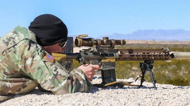 Heckler & Koch G28E / M110A1