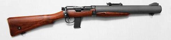 Карабин Де Лизла – далекий предок бесшумного оружия спецназа, первый серийный образец оружия с многокамерным интегрированным глушителем под пистолетный патрон калибра .45ACP. Карабин Де Лизла (De Lisle) использовался британскими коммандос во время Второй мировой. Самым громким звуком при использовании этого оружия был лязг затвора