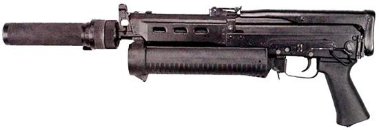 Пистолет-пулемет «Бизон-2-03»
