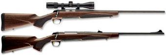 Browning расширит линейку винтовок X-Bolt двумя новыми моделями в калибре .375 H&H Magnum
