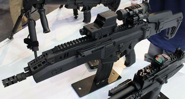 Штурмовая винтовка IWI Carmel