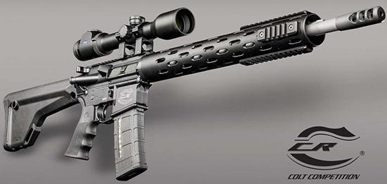 Colt Competition PRO CRP-18