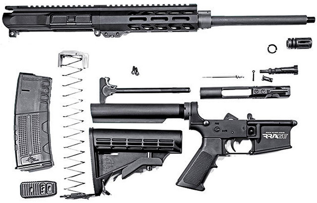Спортивный карабин Rock River Arms LAR-15 Prage 3G