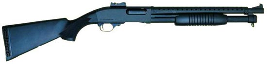 Hawk Type 97-1 (18.4 mm Type 97-1 Anti-riot gun)