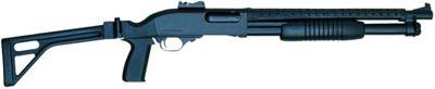 Hawk Type 97-1 (18.4 mm Type 97-1 Anti-riot gun), полицейский вариант со складным прикладом