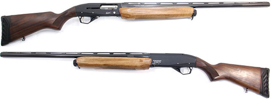 МР-155 с деревянной фурнитурой