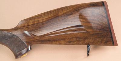 Приклад с баварской щекой и «кабаньей спинкой» придётся по вкусу немецким охотникам