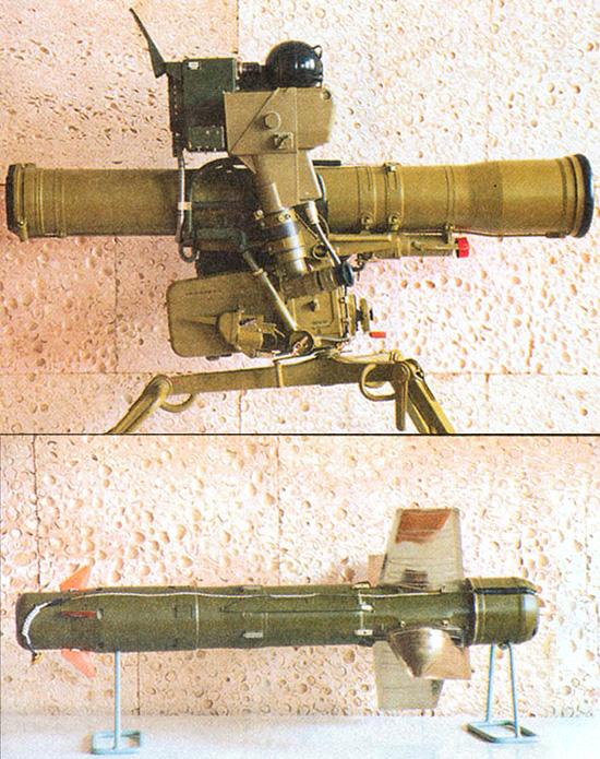 Модернизированный «Фагот-М» с тепловизионным прицелом