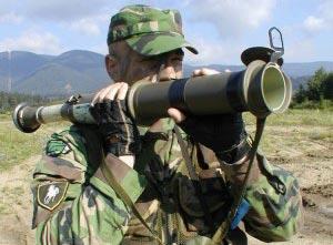 RPG-75 при использовании