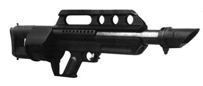 Автоматическое ружье Jackhammer