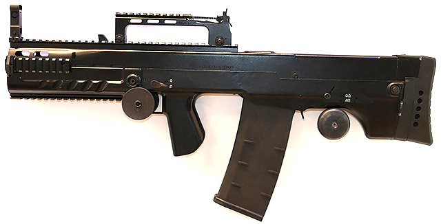 штурмовой автоматный комплекс ШАК-12