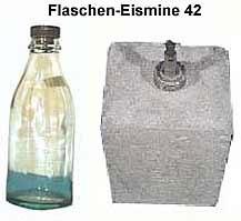Flaschen-Eismine 42